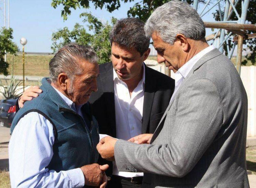 Allende y Rueda, los precandidatos a Diputados de Todos en las elecciones