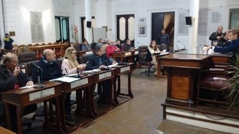 Hubo acuerdo en el Concejo y pedirán la tarjeta Sube para las líneas provinciales de colectivo