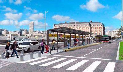 """Abad: """"El Metrobús mejorará la forma de viajar en colectivo"""""""