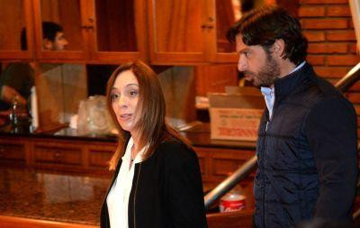 Vidal revisa nombre por nombre las listas seccionales y se dilata el cierre