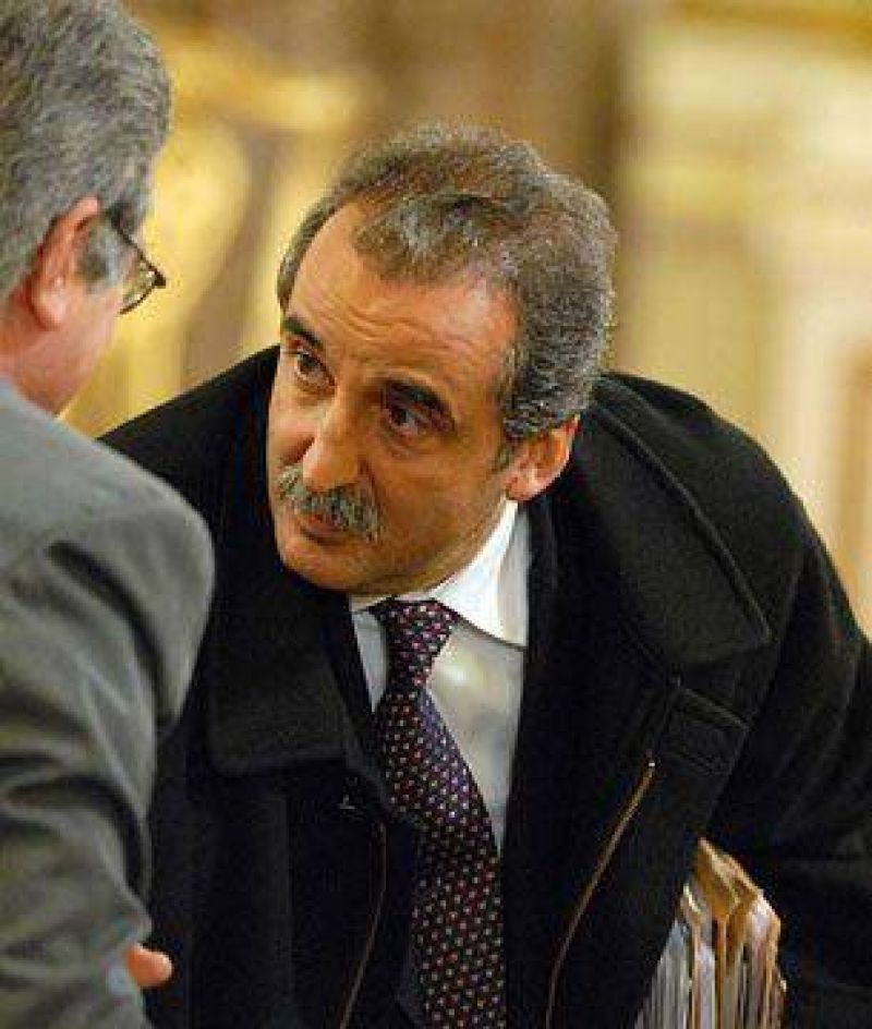 Giorgi y Alarc�n frenaron proyecto de Moreno que pretend�a un mayor control a las exportaciones l�cteas
