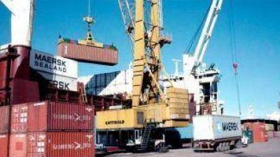 Los productos industriales impulsaron en mayo la mejora registrada en las exportaciones