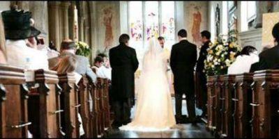 El matrimonio católico se desploma en España: apenas un cuarto de bodas por la iglesia en 2016