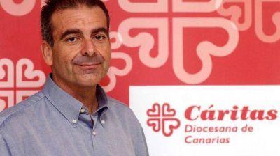 El secretario general explica por qué Cáritas española es 'la mejor del mundo'
