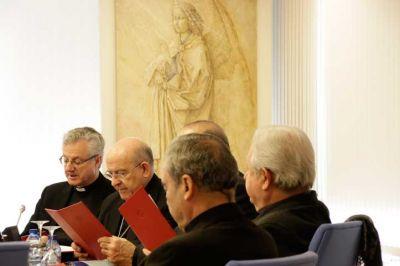 La Comisión Permanente de los Obispos se reúne desde el lunes en Madrid