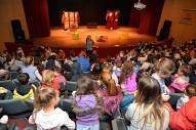 Mil niños visitaron AMIA