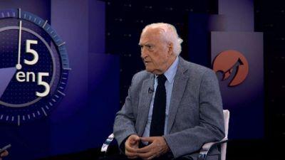 Sorpresa en el cierre: Pino Solanas irá para senador en Provincia