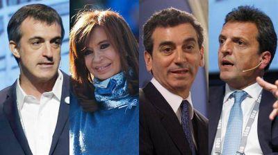 Cerraron las listas para las PASO: Esteban Bullrich, Cristina Kirchner, Sergio Massa y Florencio Randazzo competirán en la provincia