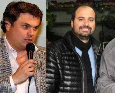 Cambiemos San Martín: López Medrano puso al primer concejal
