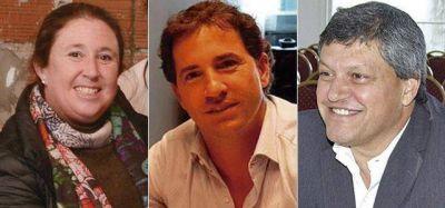 Magdalena Gray lidera la lista oficialista en Echeverría
