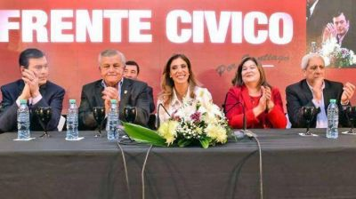Diversos sectores de la comunidad resaltaron el compromiso social de Claudia de Zamora