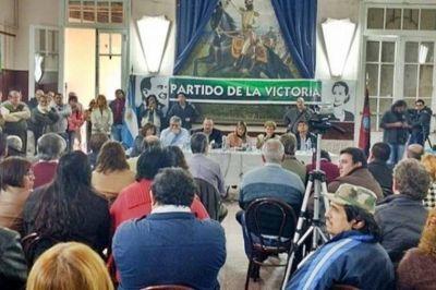 Sin pena ni gloria, el frente Ciudadano para la Victoria ya tiene sus candidatos