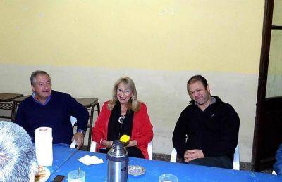 Suhit, Lescano y Fernández, la tríada de consenso en Unidad Ciudadana