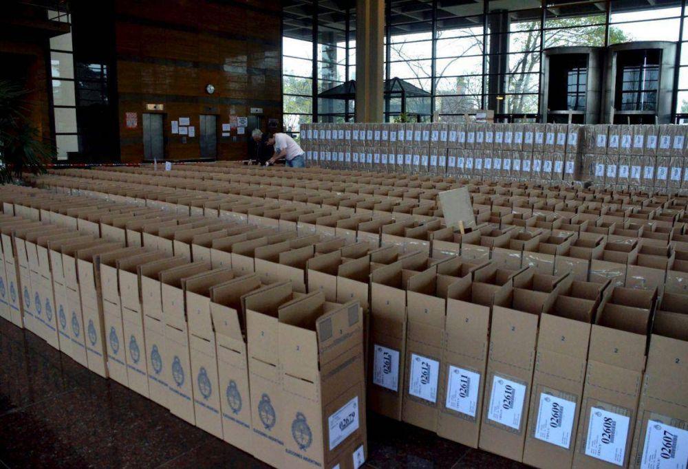 Ocho listas inscriptas en la Justicia Electoral para las PASO en Entre Ríos