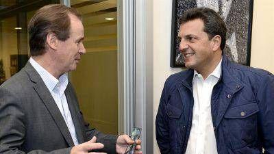 """Sergio Massa avala el Frente Justicialista """"Somos Entre Ríos"""""""
