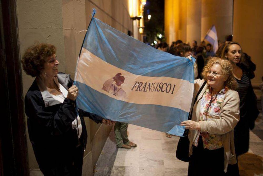 Mons. Buenanueva animó a los argentinos a seguir esperando en oración al Papa