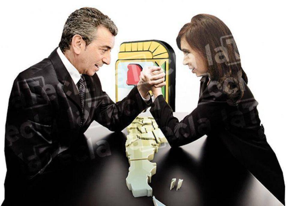 CFK o Randazzo: el juego de las provincias