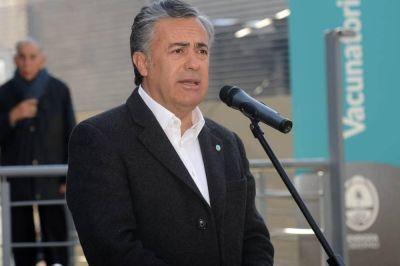 Cornejo destacó la inversión social del Gobierno de Macri