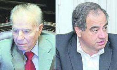 Menem y Martínez ya polarizan la elección de octubre