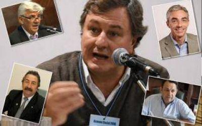 Elecciones 2017: Los intendentes y exintendentes que encabezan listas a senadores y diputados bonaerenses