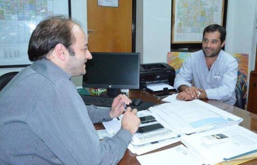 Bolatti dejó su cargo en el Municipio y Lifton lo reemplaza