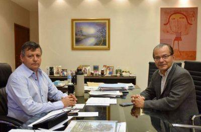 Sáenz Peña: analizaron obras para posicionar al aeropuerto como escala de vuelos nacionales