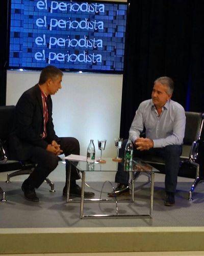 """ADOLFO VELÁZQUEZ: """"NECESITAMOS UN GOBIERNO NACIONAL CERCA DE LA GENTE"""""""