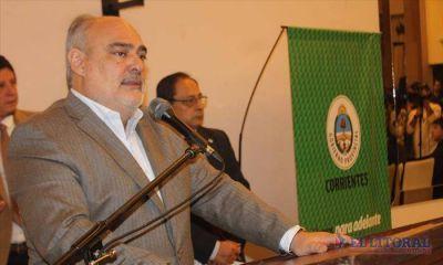 El 8 de octubre Corrientes irá a las urnas para elegir gobernador, vice y legisladores