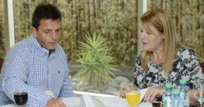 Massa y Stolbizer toman clases de economía con Lavagna