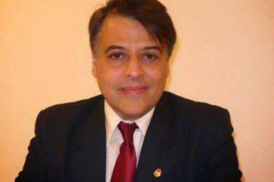 """""""Corro con una ventaja importante para los radicales"""", expresó Correa"""