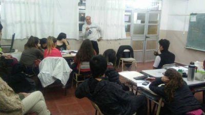 """Juan Rey: """"cerca de lo jóvenes podemos aprender mucho de ellos"""""""