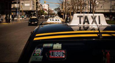 La comuna busca instalar cámaras de seguridad en las paradas de taxis