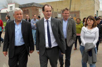 """Bordet instó a trabajar """"en conjunto"""" más allá de las elecciones"""