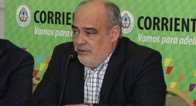 Ricardo Colombi ya tiene