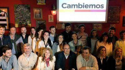 Cambiemos presentó su lista de candidatos a Concejales