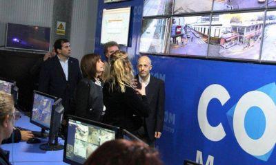 Quedó formalmente inaugurado el Centro de Operaciones de Pilar