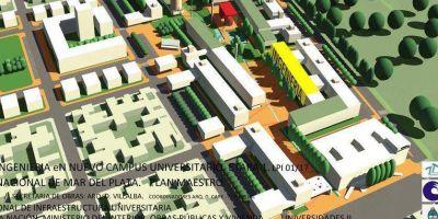 Se presentaron las ofertas para construir la nueva Facultad de Ingeneria