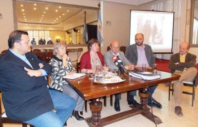 Butaló II: los concejales del FrePam piden fondos para la nueva obra de cloacas