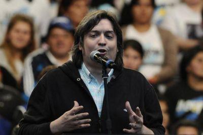 Tensión en el cierre de listas de Unidad Ciudadana por la lapicera de Máximo Kirchner y La Cámpora