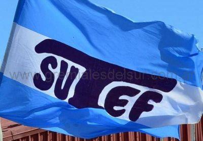 El SUTEF convocó hoy a un paro docente