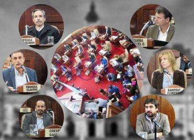 La Plata: el peronismo aprovechó la