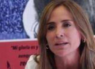 """""""La elegida de CFK"""": Tolosa Paz desafía a Alak y a Bruera, y dice que son el pasado"""