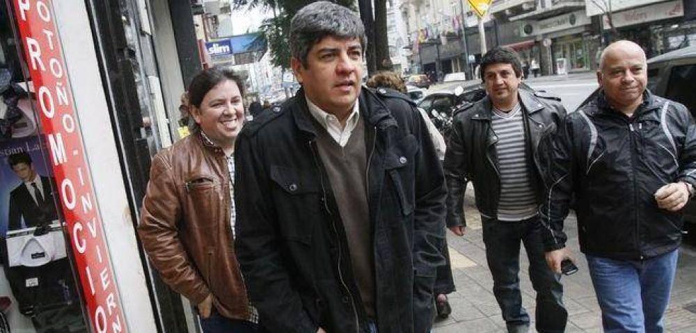 """Pablo Moyano pidió una """"gran movilización"""" para ponerle un """"límite"""" al Gobierno"""