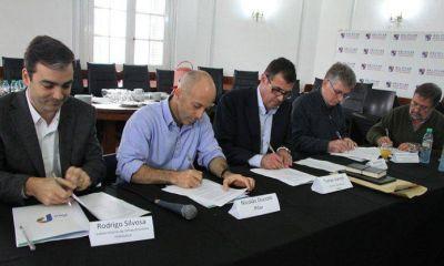 Designaron a las autoridades del Comité de Cuenca del Río Luján