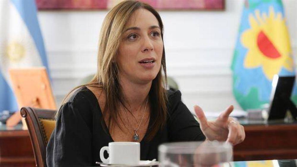 Vidal despliega a sus legisladores para reivindicar 1300 obras públicas