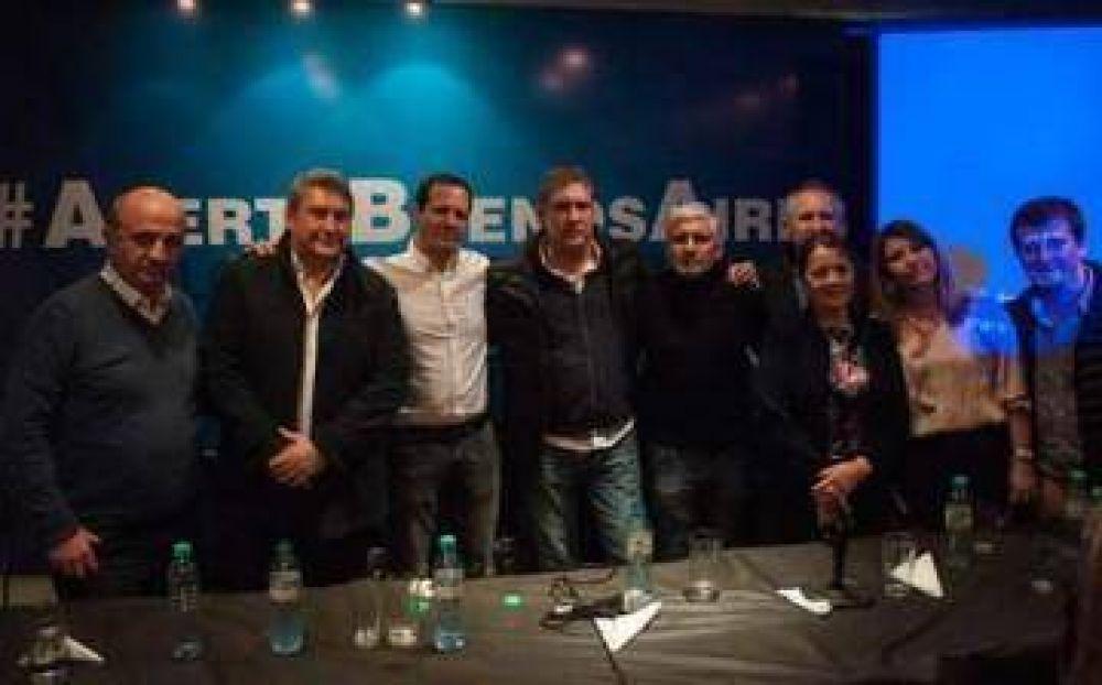 """El massismo presentó la aplicación """"Alerta Buenos Aires"""" en Lomas"""