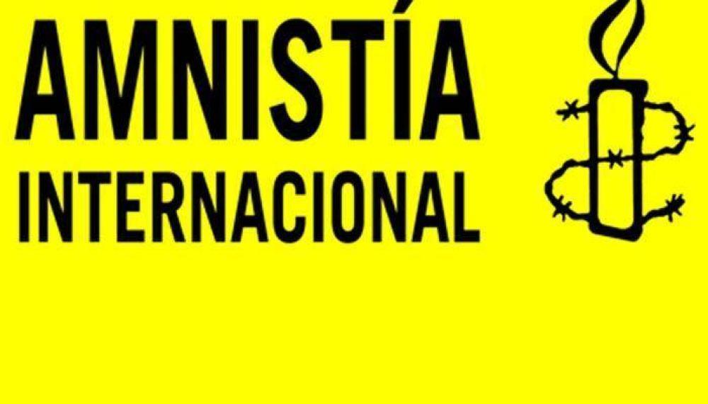 Amnistía Internacional presentó críticas al proyecto de Libertad Religiosa