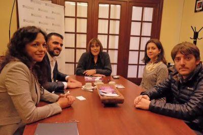 Vuoto firmó un Convenio con el Gobierno Nacional para avanzar en la erradicación de la violencia de género