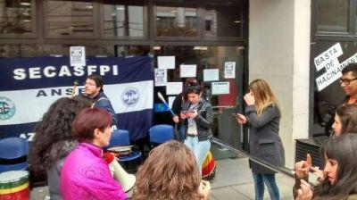 Trabajadores de ANSES Neuquén se suman al paro nacional