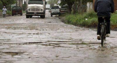 Provincia destina $320 millones para repavimentar las calles de la ciudad